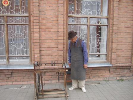 Современный Куйбышев вспоминает старый Каинск
